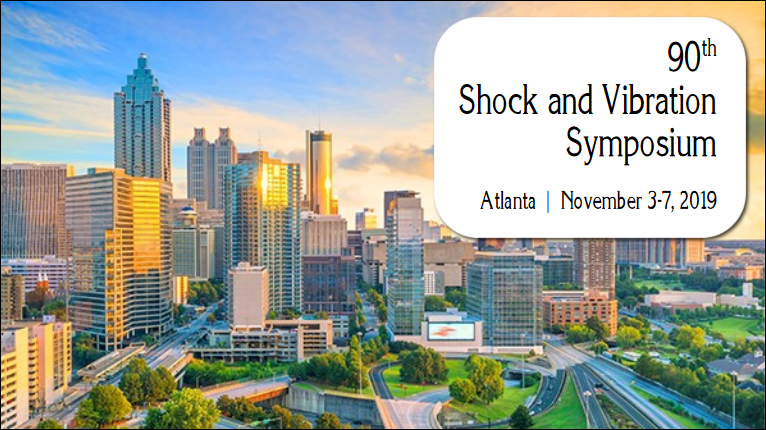 SAVE - Shock And Vibration Exchange - November 3-7, 2019 - Booth #102